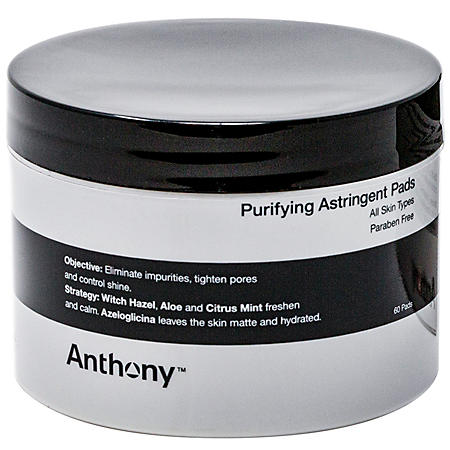 Anthony Purifying Astingent Pads (60 ct.)