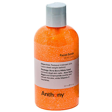 Anthony Facial Scrub (8 oz.)