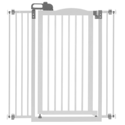 Richell Tall One-Touch Gate II (Choose Your Color)