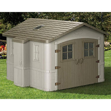 Thinking Outside Smart Shed Deluxe Smartshed Storage Plus