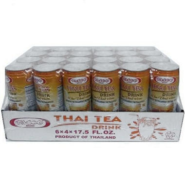 Tasco Thai Tea Drink - 24/17.5 oz.