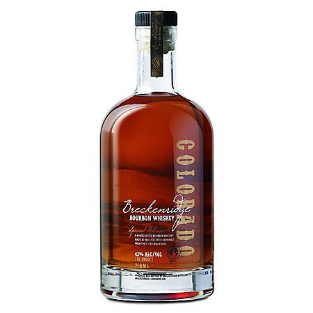 Breckenridge Bourbon Whiskey Colorado (750 ml)