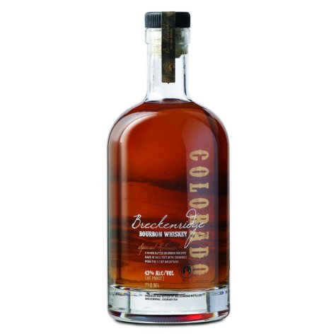 Breckenridge Bourbon Whiskey Colorado (750 ml)