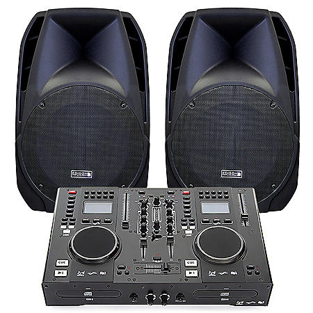 PROF DJ SYSTEM KIT