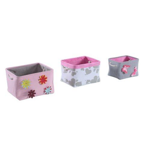 Bintopia 3-Piece Mulit Design Box Set