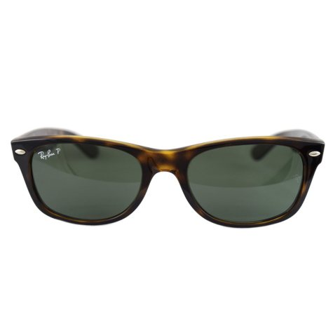 Ray-Ban New Wayfarer, Tortoise/Green