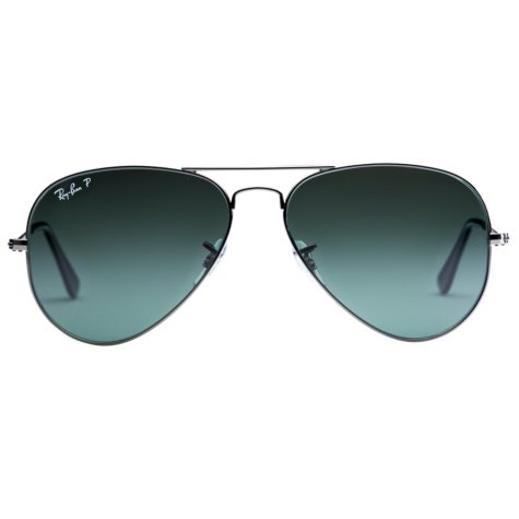 Ray-Ban Aviator Green Classic G-15 Men's Sunglasses
