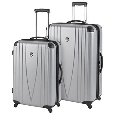 Heys 4WD Spinner Lightweight Luggage Set - 2 pcs. - Sam's Club