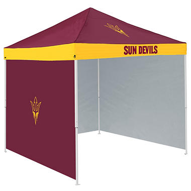 NCAA Arizona State Tent with Team Side Panel