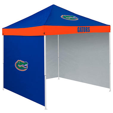 NCAA Florida Tent with Team Side Panel