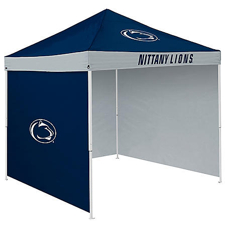 NCAA Penn State Tent with Team Side Panel