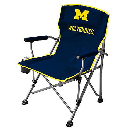 NCAA Michigan Sideline Chair