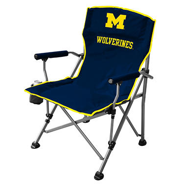 NCAA Michigan Sideline Chair