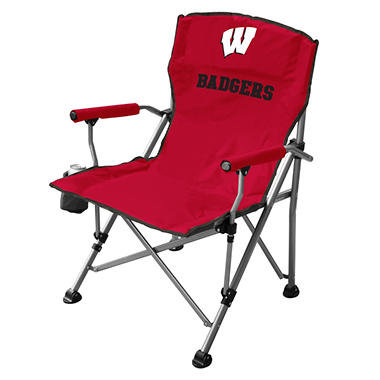 NCAA Wisconsin Sideline Chair