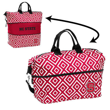 NC State DD Expandable Tote