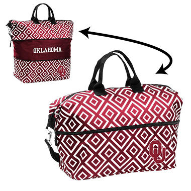 Oklahoma DD Expandable Tote