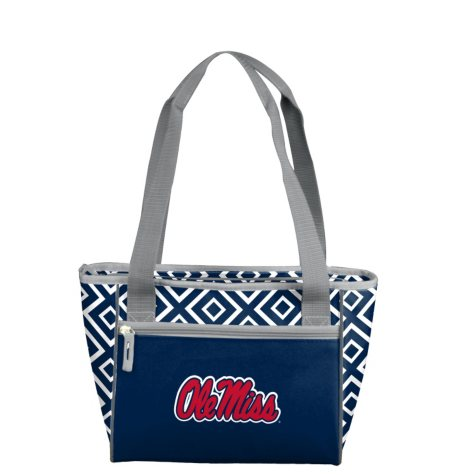 Ole Miss DD 16 Can Cooler Tote