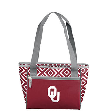 Oklahoma DD 16 Can Cooler Tote