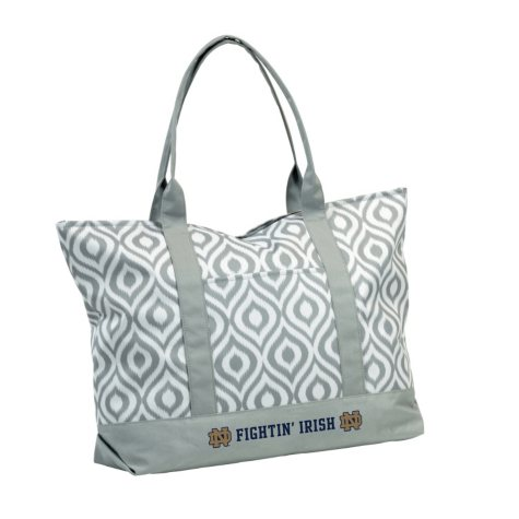 Notre Dame Ikat Tote