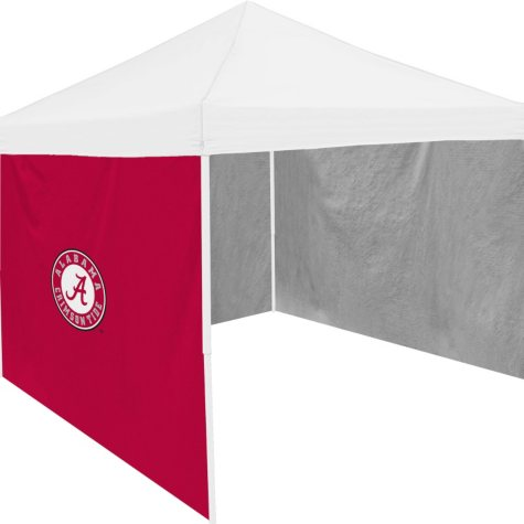 9X9 NCAA Side Panel for Canopy - Choose Your School