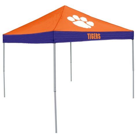 9x9 NCAA Clemson Canopy