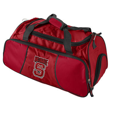 NC State Athletic Duffel