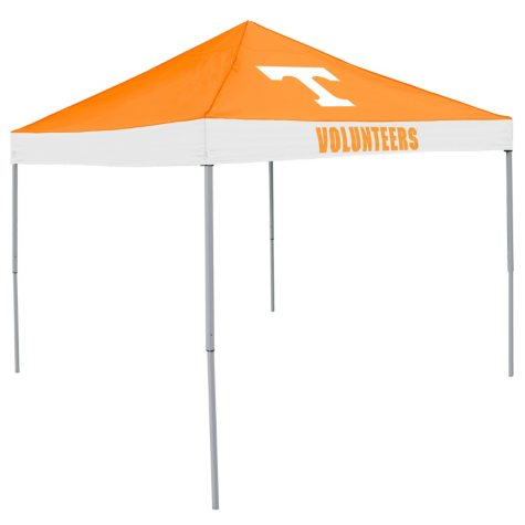 9x9 NCAA Tennessee Canopy