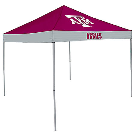 9x9 NCAA TX A&M Canopy
