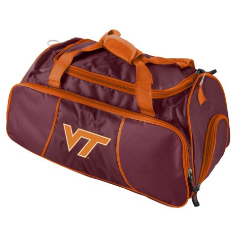 VA Tech Athletic Duffel