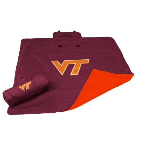 VA Tech All Weather Blanket