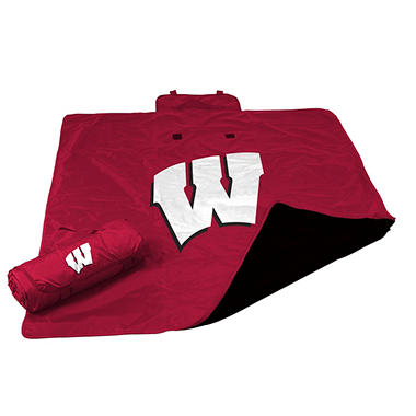 Wisconsin All Weather Blanket