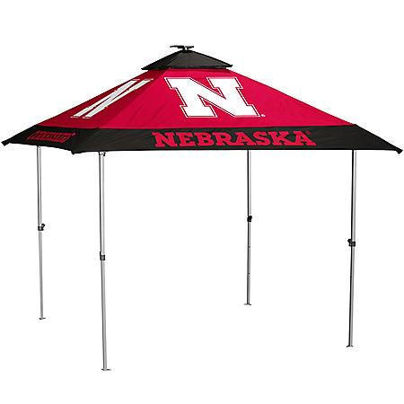 NCAA 10'x10' Pagoda Canopy (Choose your Team)