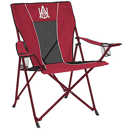 NCAA Portable Folding Tailgate Chair - Choose your Team