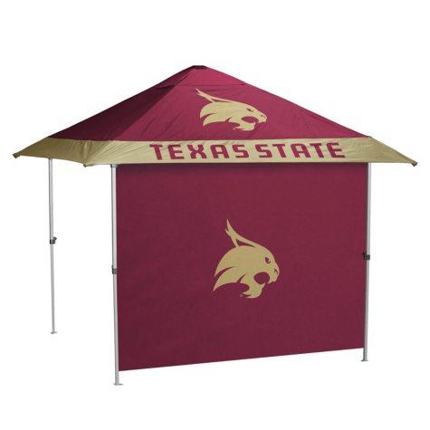 NCAA CANOPY TX ST BOBCATS