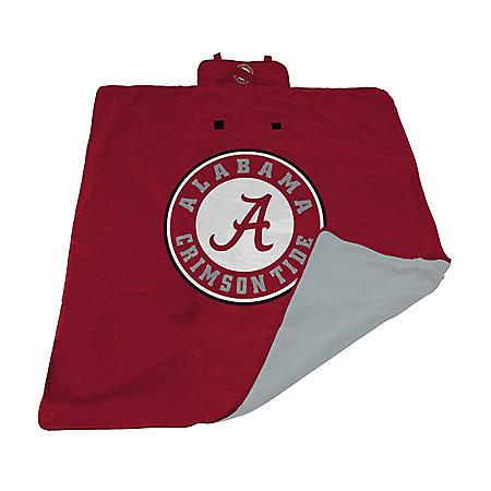 "NCAA All Weather Outdoor Blanket XL, 60"" x 80"" (Assorted Teams)"