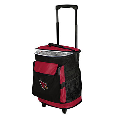 NFL Rolling Cooler - Choose Your Team