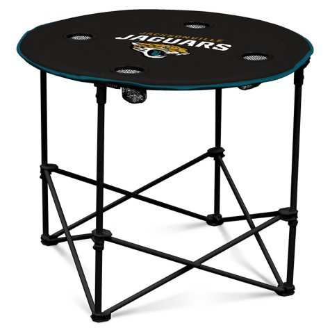 NFL Folding Round Table - Choose Your Team