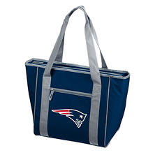 New England Patriots 30-Can Cooler Tote