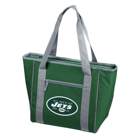 New York Jets 30-Can Cooler Tote