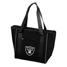Oakland Raiders 30-Can Cooler Tote