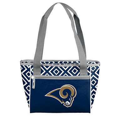 St Louis Rams 16-Can Cooler Tote