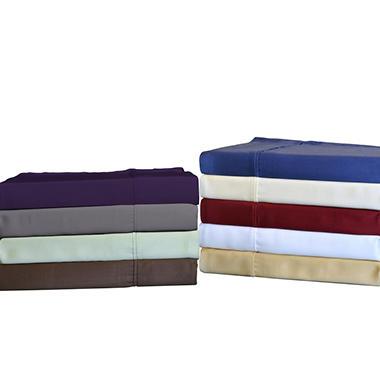 Brielle Bamboo Sheet Set, 100% Rayon from Bamboo - Various Sizes ...