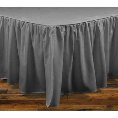 Brielle Stream Bed Skirt (Assorted Sizes and Colors)