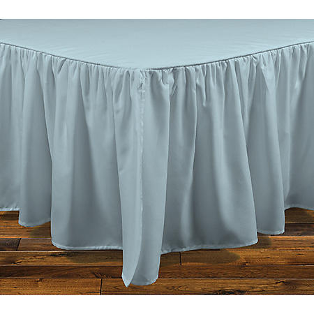 Brielle Wave Bedskirt (Assorted Sizes and Colors)