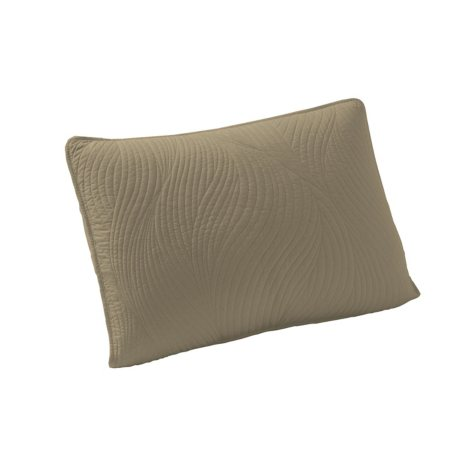 Brielle Stream Pillow Sham Set (Assorted Sizes and Colors)