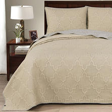 Brielle Casablanca Quilt and Sham Set (Assorted Sizes and Colors)
