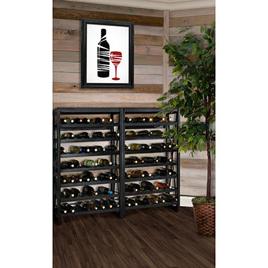 Imperial Wine Rack