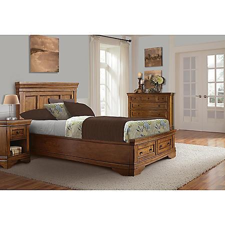 Eastleigh 4-Piece Bedroom Set - Queen or King