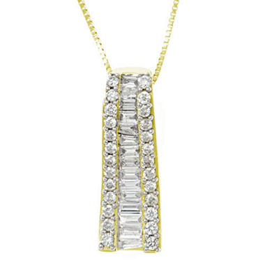 .50 ct. t.w. Diamond Pendant (H-I, I1)
