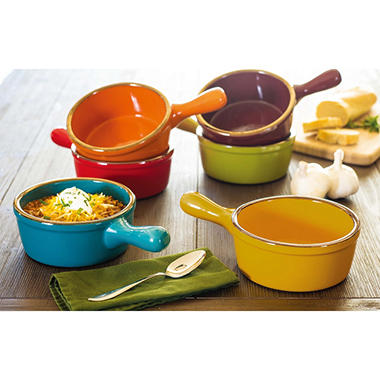 French Onion Soup Bowls, Set of 6 - Sam\'s Club